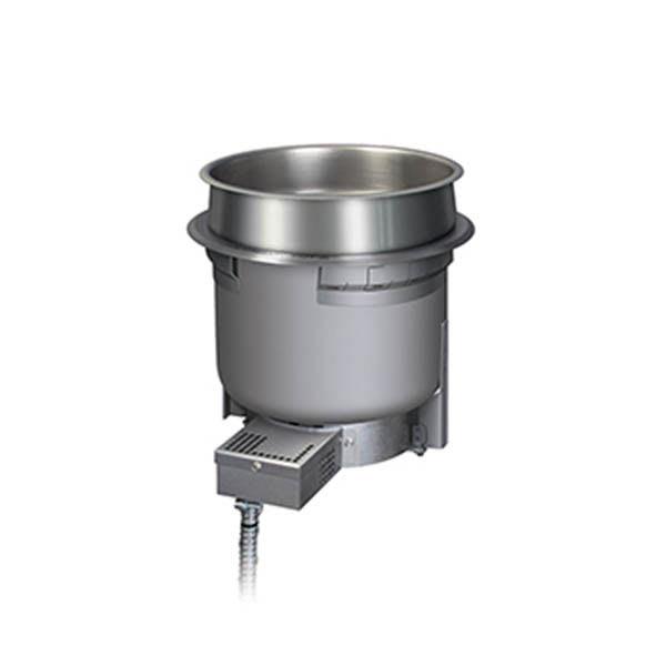 Hatco HWBH-7QTD 7-qt Drop-In Soup Warmer w/ Thermostatic Controls, 120v