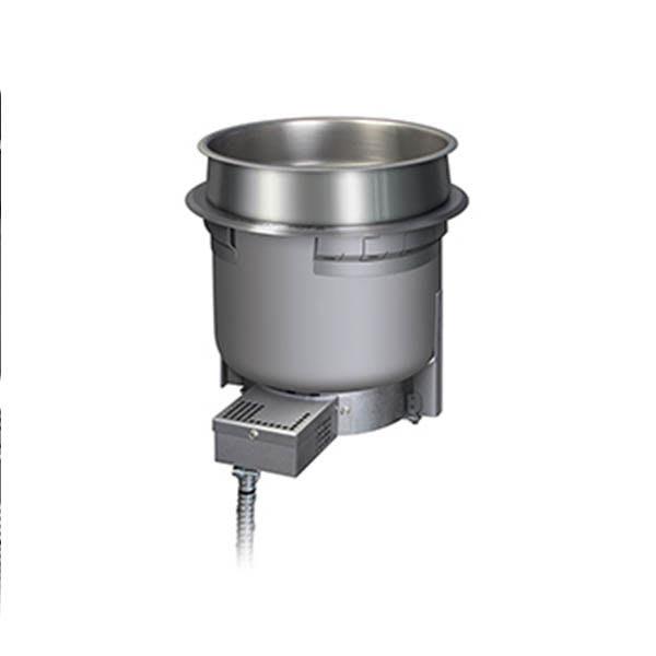 Hatco HWBH-7QTD 7-qt Drop-In Soup Warmer w/ Thermostatic Controls, 240v/1ph