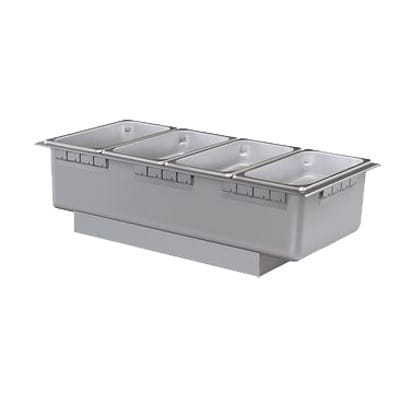 Hatco HWBH-FULD Drop-In Hot Food Well w/ (1) Full Size Pan Capacity, 240v/1ph