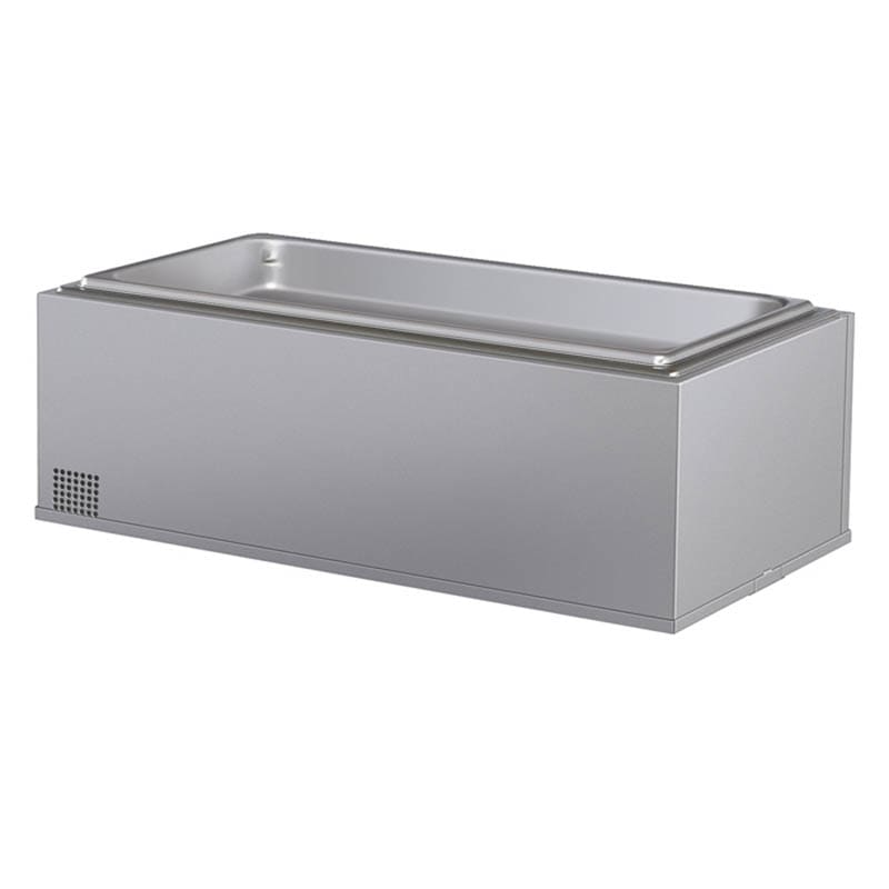 Hatco HWBHIBRT-FULD Drop-In Hot Food Well w/ (1) Full Size Pan Capacity, 240v/1ph