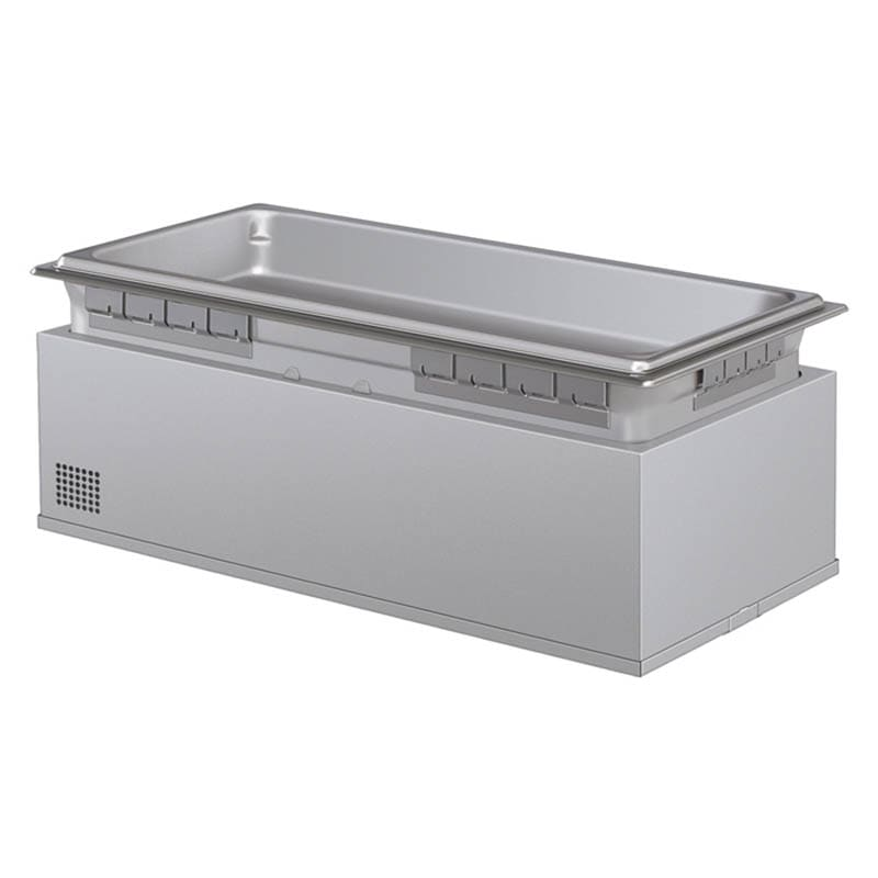 Hatco HWBHI-FULD Drop-In Hot Food Well w/ (1) Full Size Pan Capacity, 240v/1ph