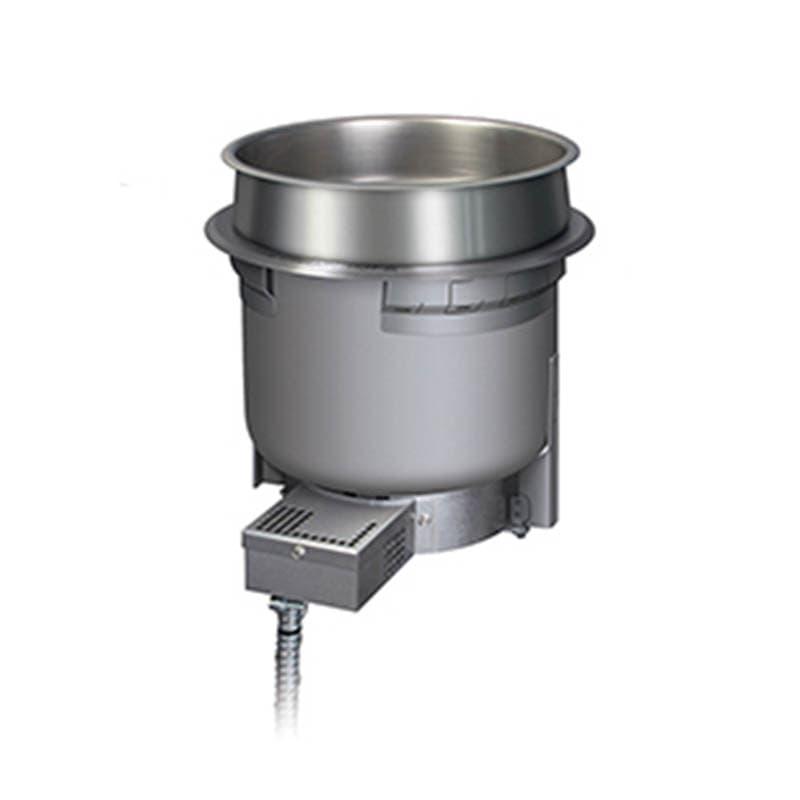 Hatco HWBHRN-7QTD 7 qt Drop-In Soup Warmer w/ Infinite Controls, 120v