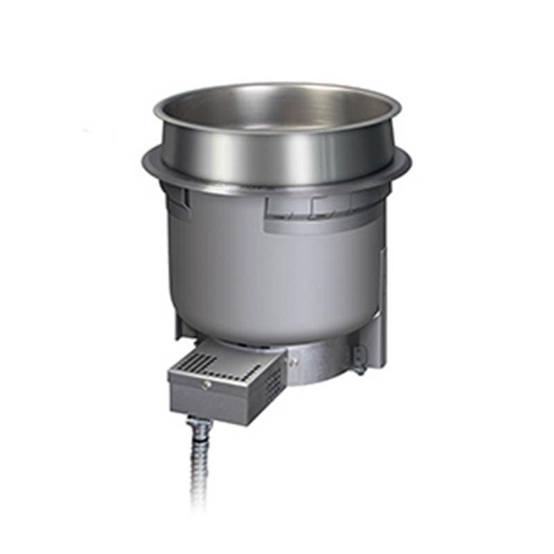 Hatco HWBHRN-7QTD 11 qt Drop-In Soup Warmer w/ Infinite Controls, 208v/1ph