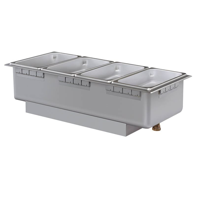 Hatco HWBHRN-FULD Drop-In Hot Food Well w/ (1) Full Size Pan Capacity, 208v/1ph