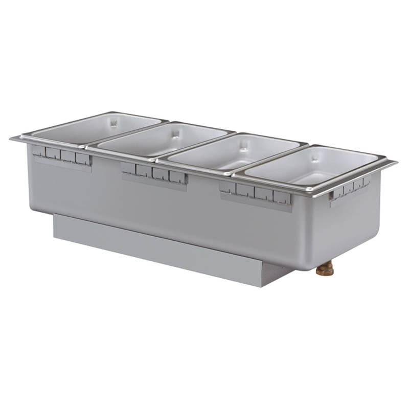 Hatco HWBHRT-43D Drop-In Hot Food Well w/ (4) 1/3 Size Pan Capacity, 240v/1ph