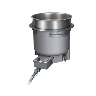 Hatco HWBHRT-7QT 7 qt Drop-In Soup Warmer w/ Thermostatic Controls, 208v/1ph