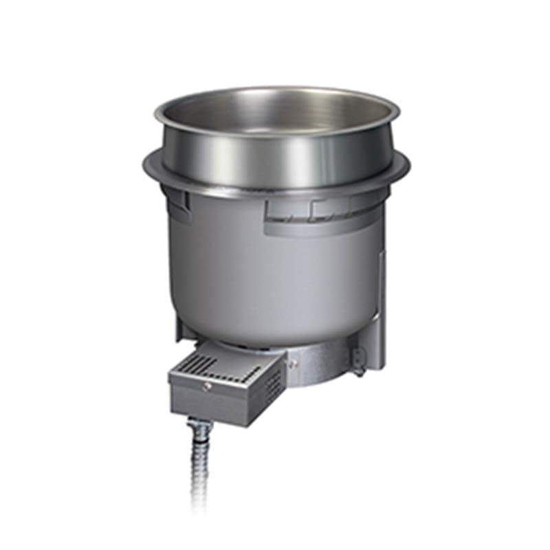 Hatco HWBHRT-7QTD 7-qt Drop-In Soup Warmer w/ Thermostatic Controls, 208v/1ph