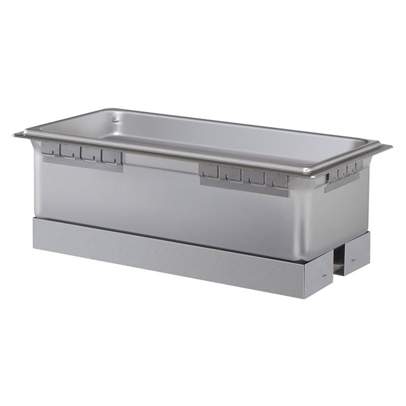 Hatco HWBHRT-FULD Drop-In Hot Food Well w/ (1) Full Size Pan Capacity, 240v/1ph