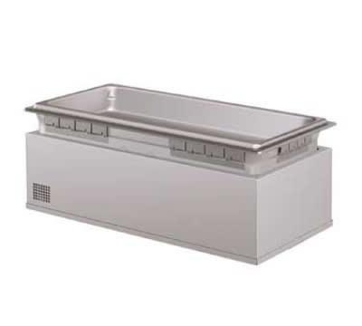 Hatco HWBLI-FULD Full Size Heated Well w/ Low Watt & Drain, Insulated, 120 V