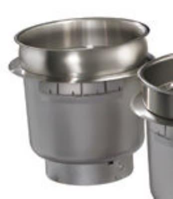 Hatco HWBRN-4QT 4 qt Drop-In Soup Warmer w/ Infinite Controls, 120v