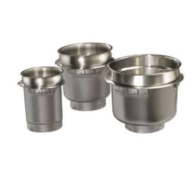 Hatco HWBRT-4QT 4 qt Drop-In Soup Warmer w/ Thermostatic Controls, 240v/1ph