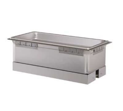 Hatco HWBRT-FULD Drop-In Hot Food Well w/ (1) Full Size Pan Capacity, 120v