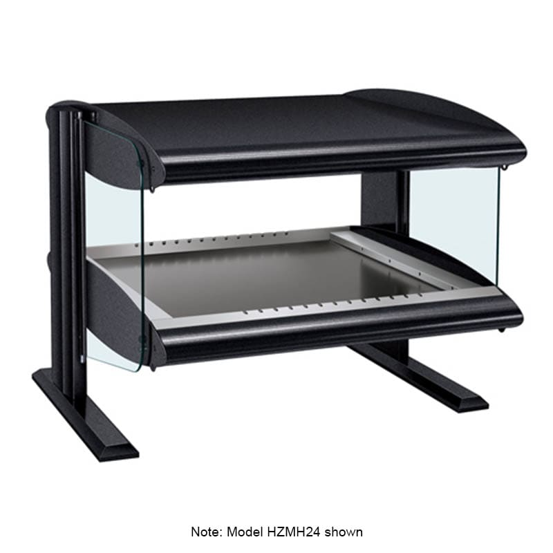 "Hatco HZMH-42 45.9"" Self-Service Countertop Heated Display Shelf - (1) Shelf, 120v"