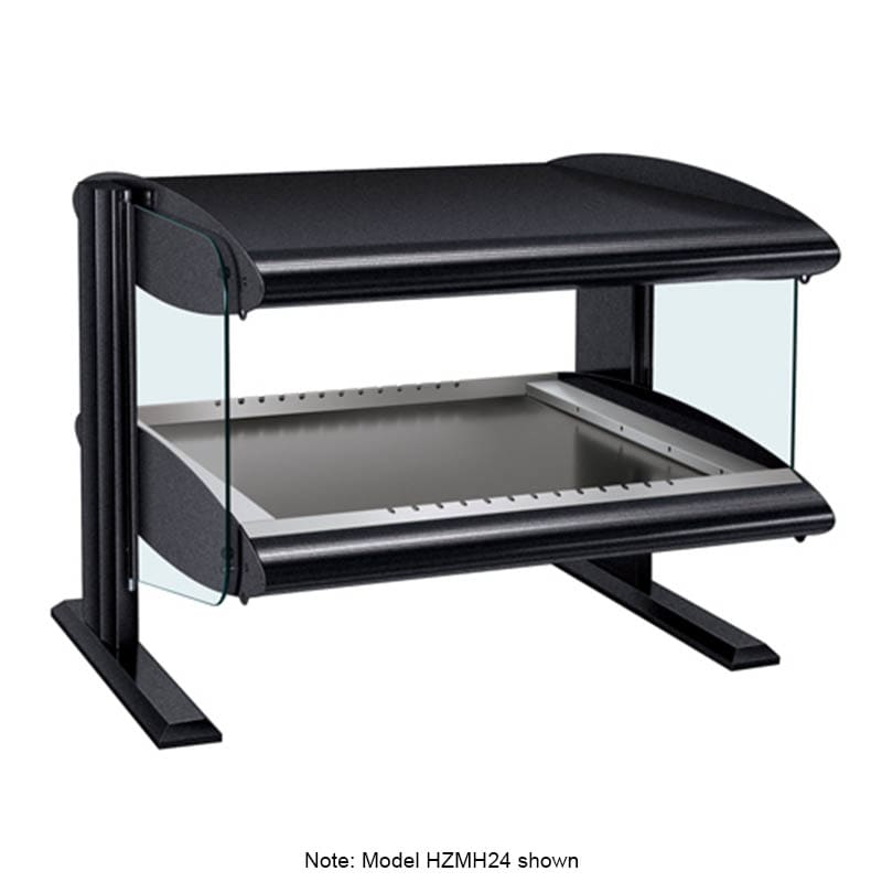 "Hatco HZMH-48 51.9"" Self-Service Countertop Heated Display Shelf - (1) Shelf, 120v"