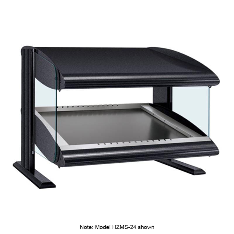 "Hatco HZMS-36 39.9"" Self-Service Countertop Heated Display Shelf - (1) Shelf, 120v"