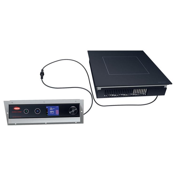 Hatco IRNG-PB1-18 Drop-In Commercial Induction Range w/ (1) Burner, 120v