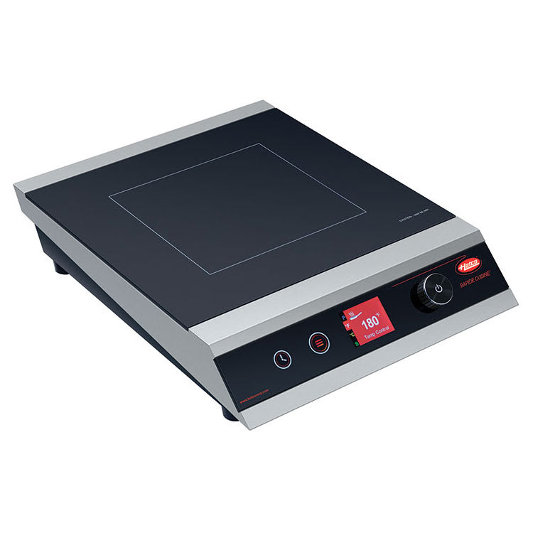 Hatco IRNG-PC1-14 Countertop Commercial Induction Range w/ (1) Burner, 120v