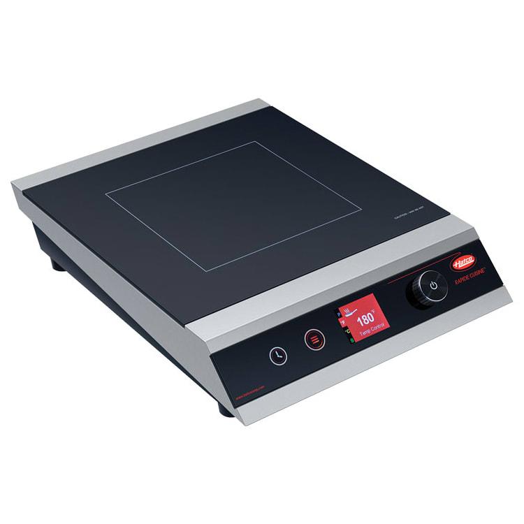 Hatco IRNG-PC1-18 Countertop Commercial Induction Range w/ (1) Burner, 120v