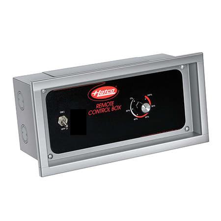 "Hatco RMB-14AB 14"" Remote Control Box w/ Infinite & Toggle Switch, Relay, 208v/1ph"
