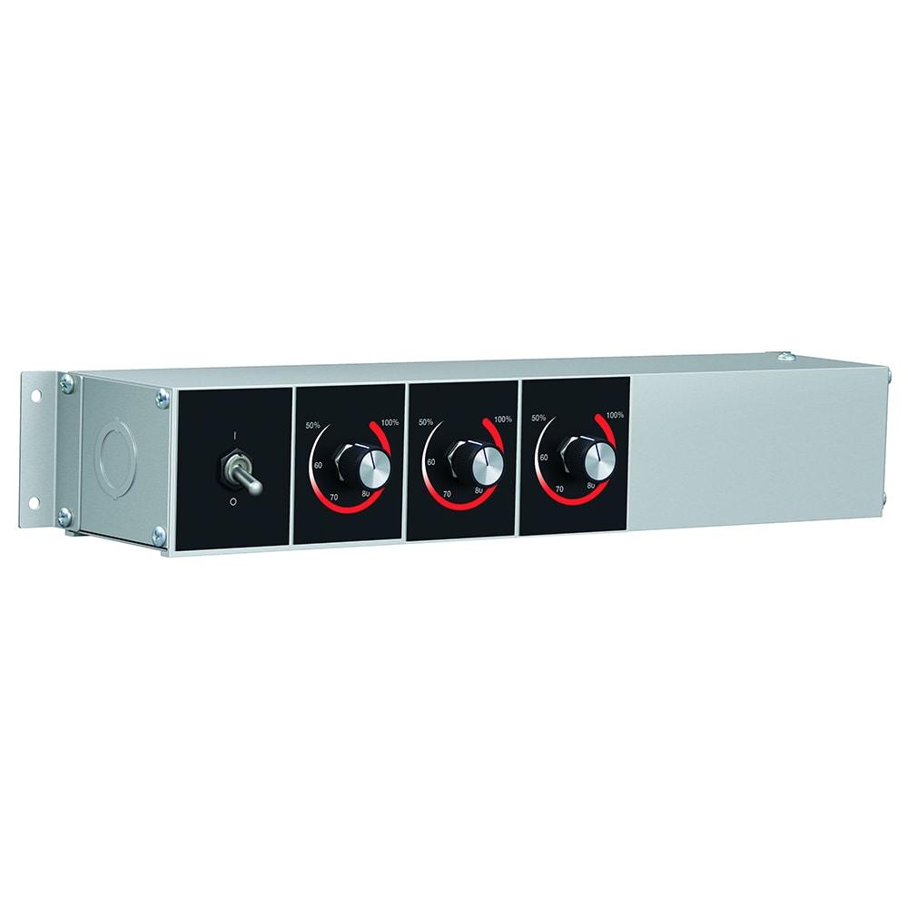 """Hatco RMB-14AJ 14"""" Remote Control Box w/ 3"""" Finite & 1 Toggle Switch for 208v/1ph"""