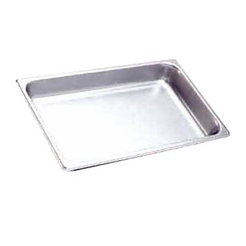 Hatco ST PAN 1/3 Third-Size Steam Pan, Stainless