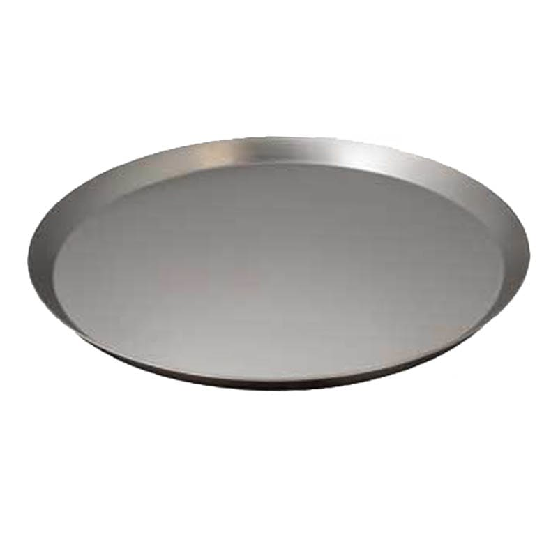 Hatco TF-12PIZZA 12-in Hardcoat Pizza Pan w/ Tapered Sides