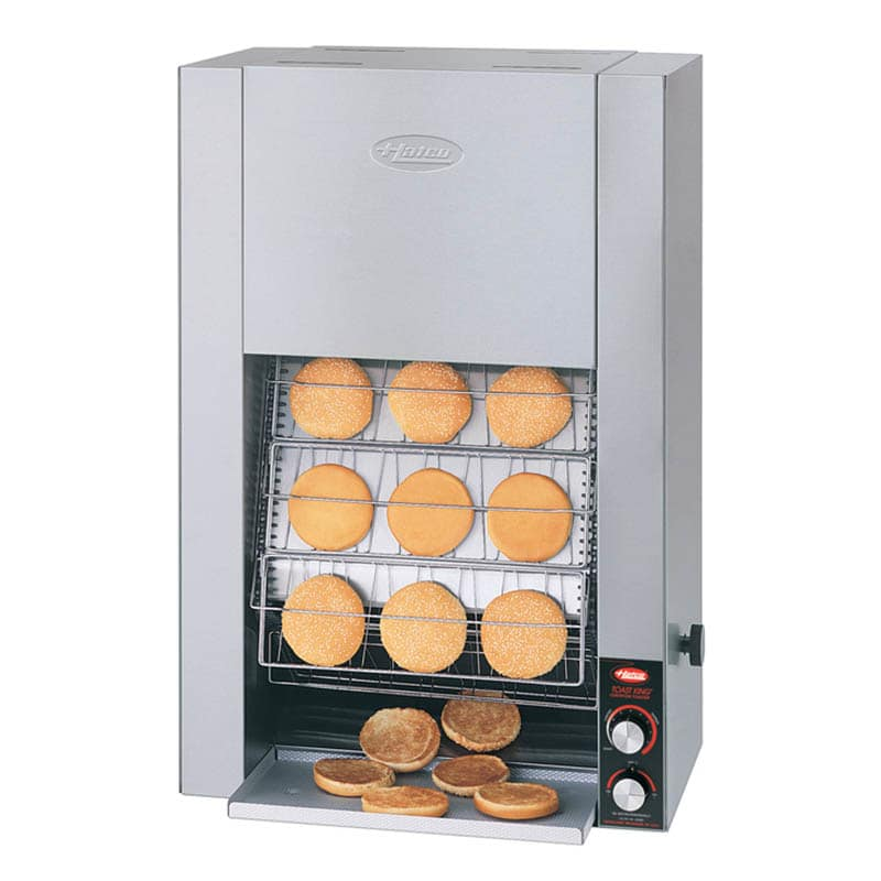 """Hatco TK-135B Vertical Toaster - 1320-Slices/hr w/ 1.25"""" Product Opening, 208v/1ph"""