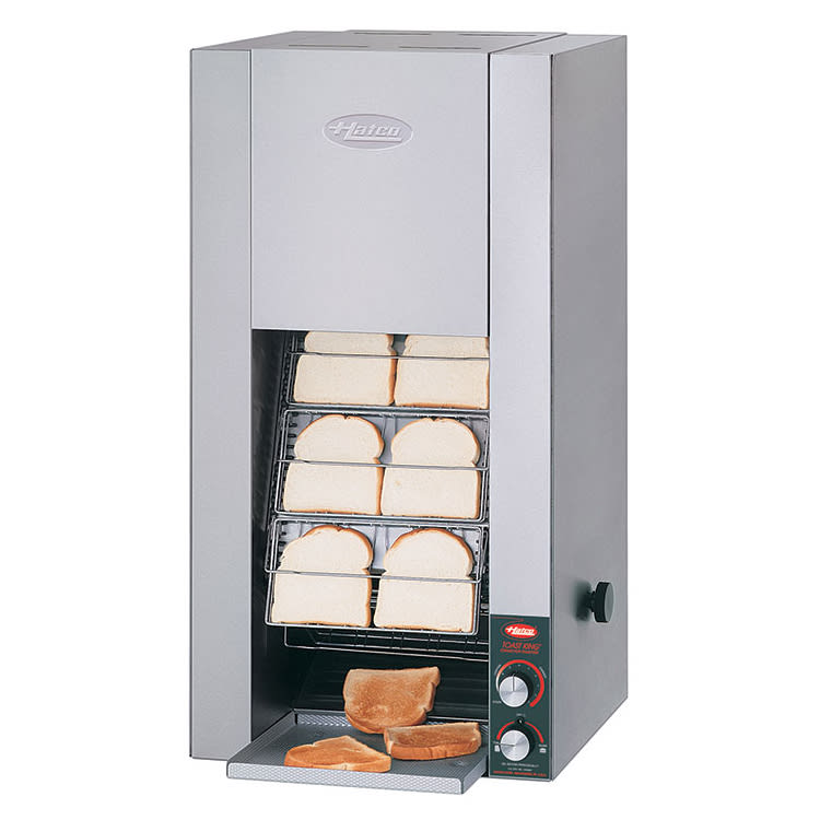 "Hatco TK-72-208-QS Vertical Toaster - 720 Slices/hr w/ 1.25"" Product Opening, 208v/1ph"