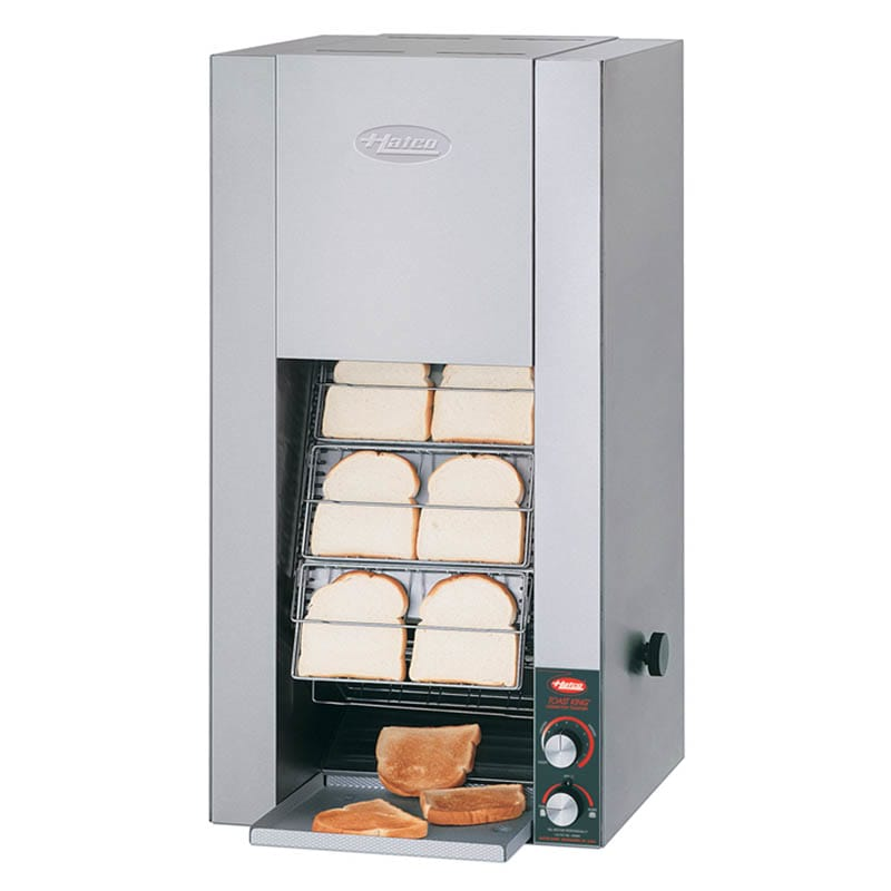 "Hatco TK-72 Vertical Toaster - 720 Slices/hr w/ 1.25"" Product Opening, 240v/1ph"