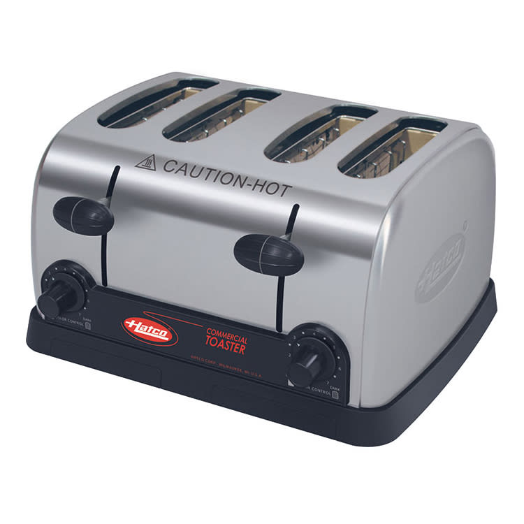 "Hatco TPT-120 Slot Toaster - 220 Slices/hr w/ 1.25"" Product Opening, 120v"