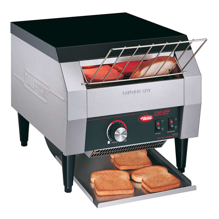 """Hatco TQ-10-120-QS Conveyor Toaster - 300 Slices/hr w/ 2"""" Product Opening, 120v"""