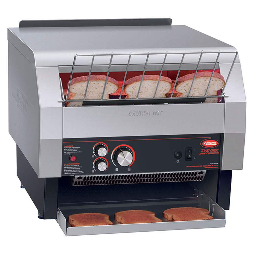 "Hatco TQ-1800 Conveyor Toaster - 1800-Slices/hr w/ 2"" Product Opening, 208v/1ph"