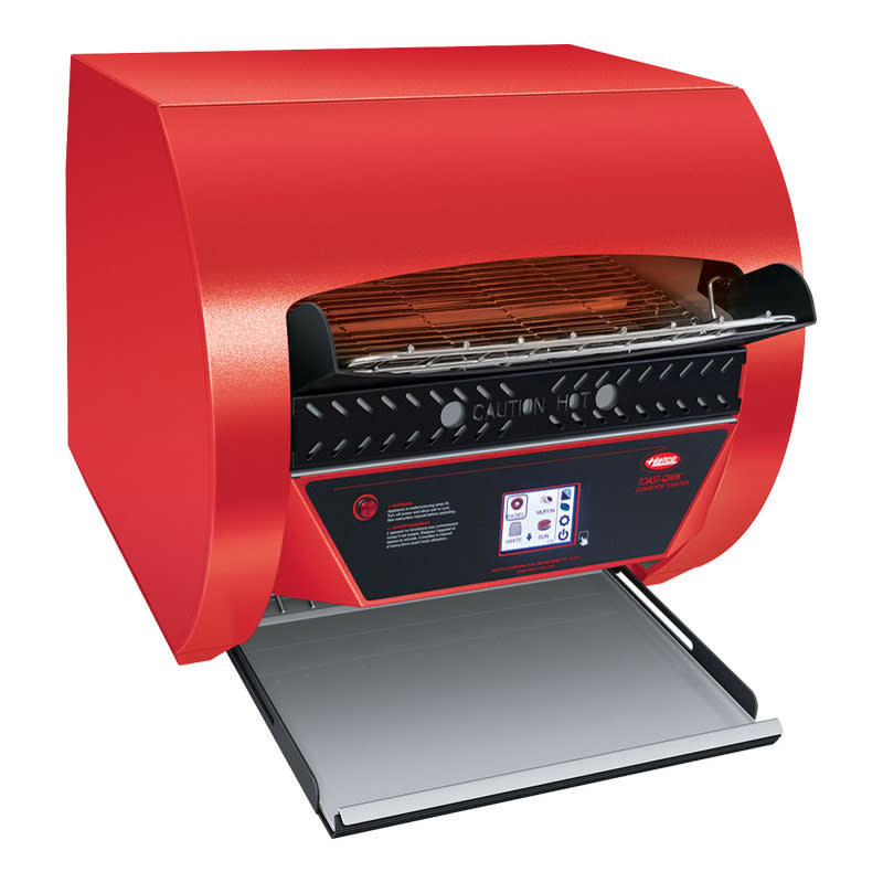 "Hatco TQ3-2000H Conveyor Toaster - 900 Slices/hr w/ 3"" Product Opening, 208v/1ph"