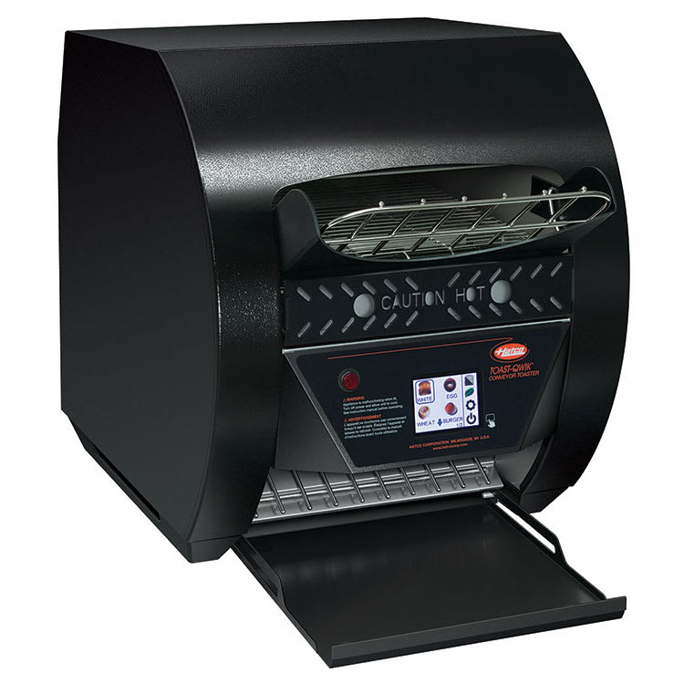 "Hatco TQ3-500 Conveyor Toaster - 480 Slices/hr w/ 2"" Product Opening, 208v/1ph"