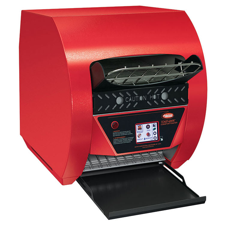 """Hatco TQ3-900H Conveyor Toaster - 900-Slices/hr w/ 3"""" Product Opening, 208v/1ph"""