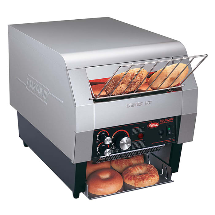 "Hatco TQ-400BA Conveyor Toaster - 360-Slices/hr w/ 2"" Product Opening, 120v"
