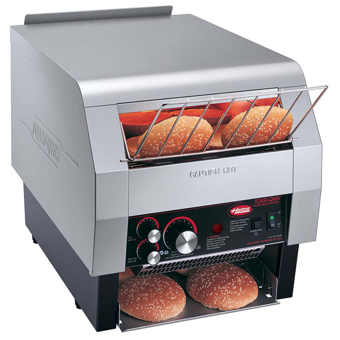 "Hatco TQ-800HBA Conveyor Toaster - 840 Slices/hr w/ 3"" Product Opening, 208v/1ph"