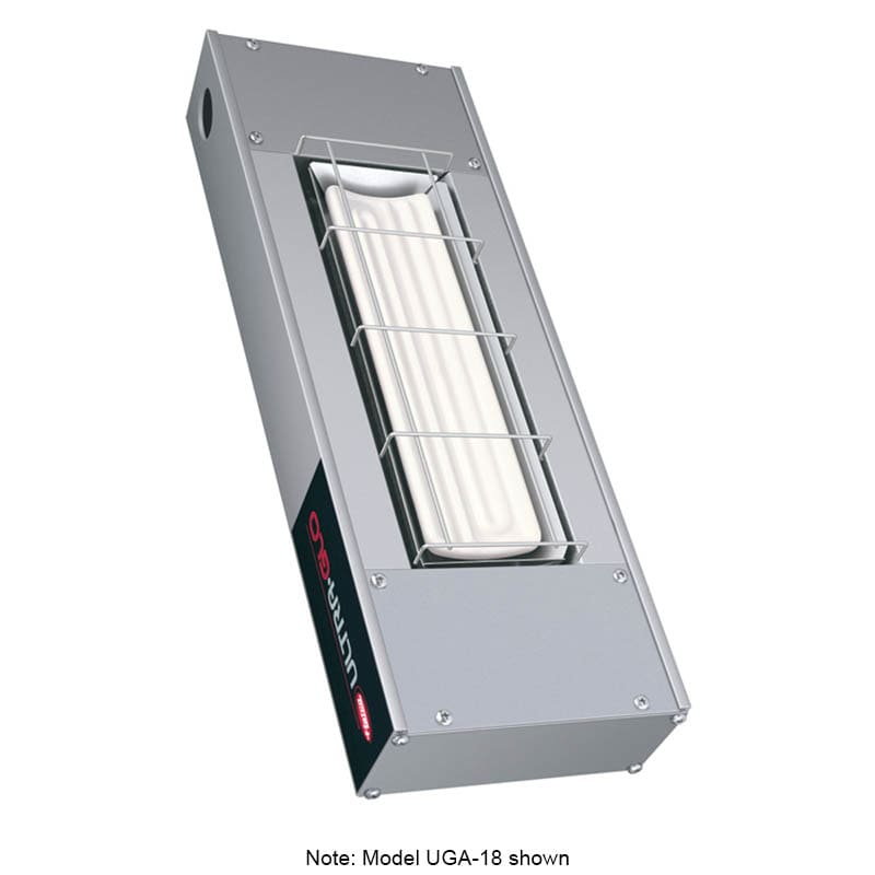 """Hatco UGA-54 54"""" Foodwarmer w/ 1 Ceramic Strip, 240 V"""