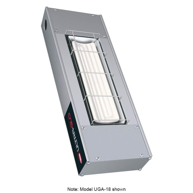 """Hatco UGA-60 60"""" Foodwarmer w/ 1 Ceramic Strip, 240 V"""