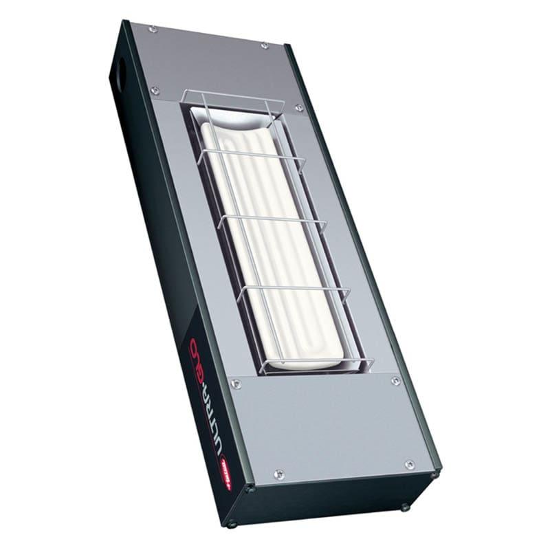 """Hatco UGAH-18 18"""" Foodwarmer w/ 1-Ceramic Strip & High Watt, 208 V"""