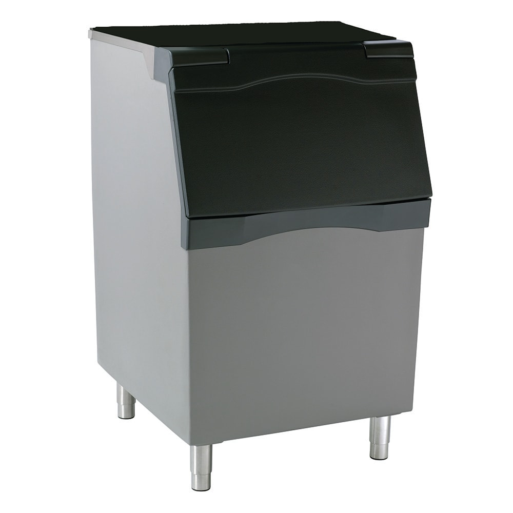 "Scotsman B530P 30"" Wide 420 lb Ice Bin with Lift Up Door"