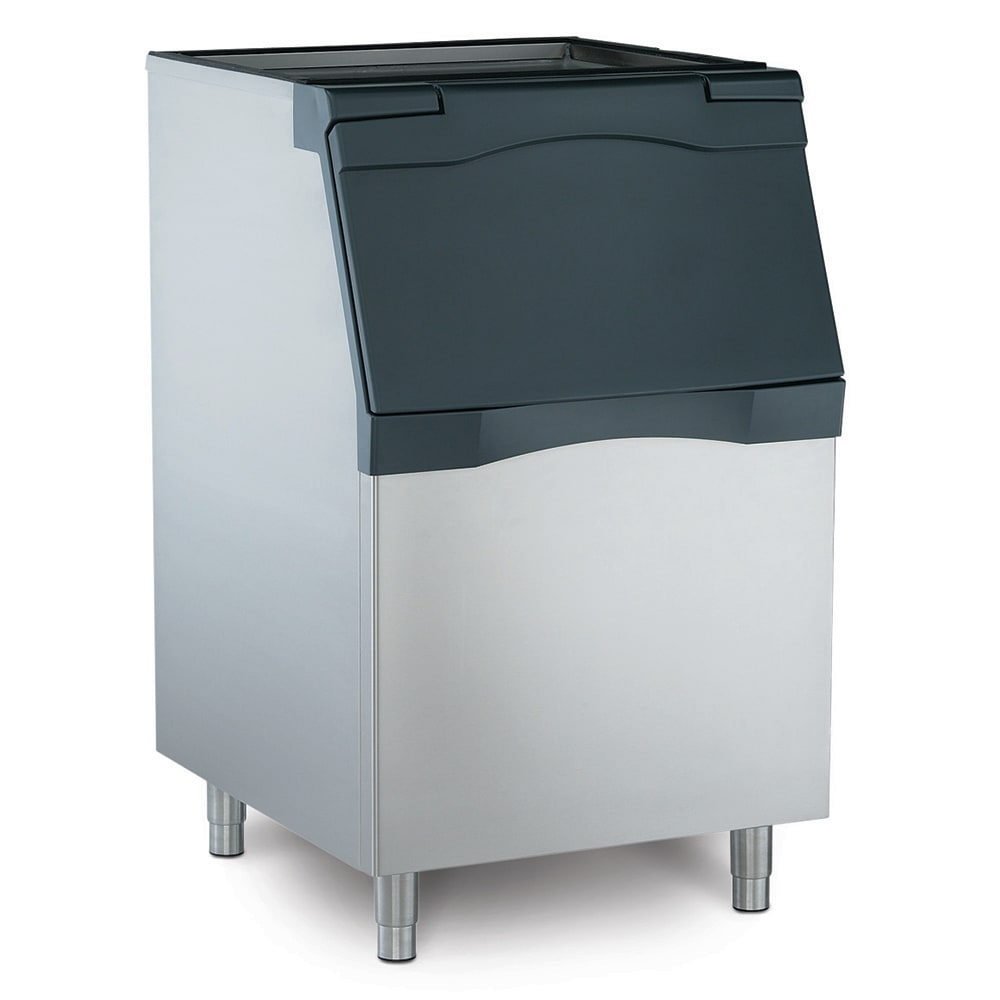 "Scotsman B530S 30"" Wide 420 lb Ice Bin with Lift Up Door"