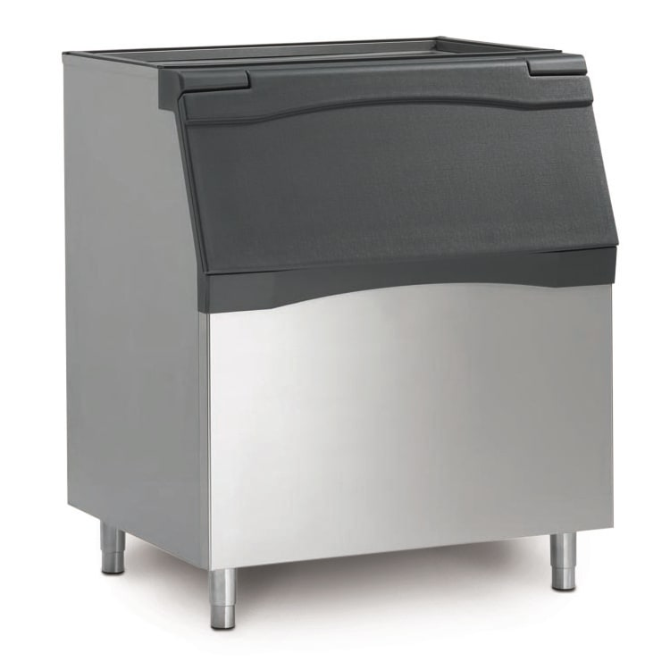 "Scotsman B842S 42"" Wide 610 lb Ice Bin with Lift Up Door"