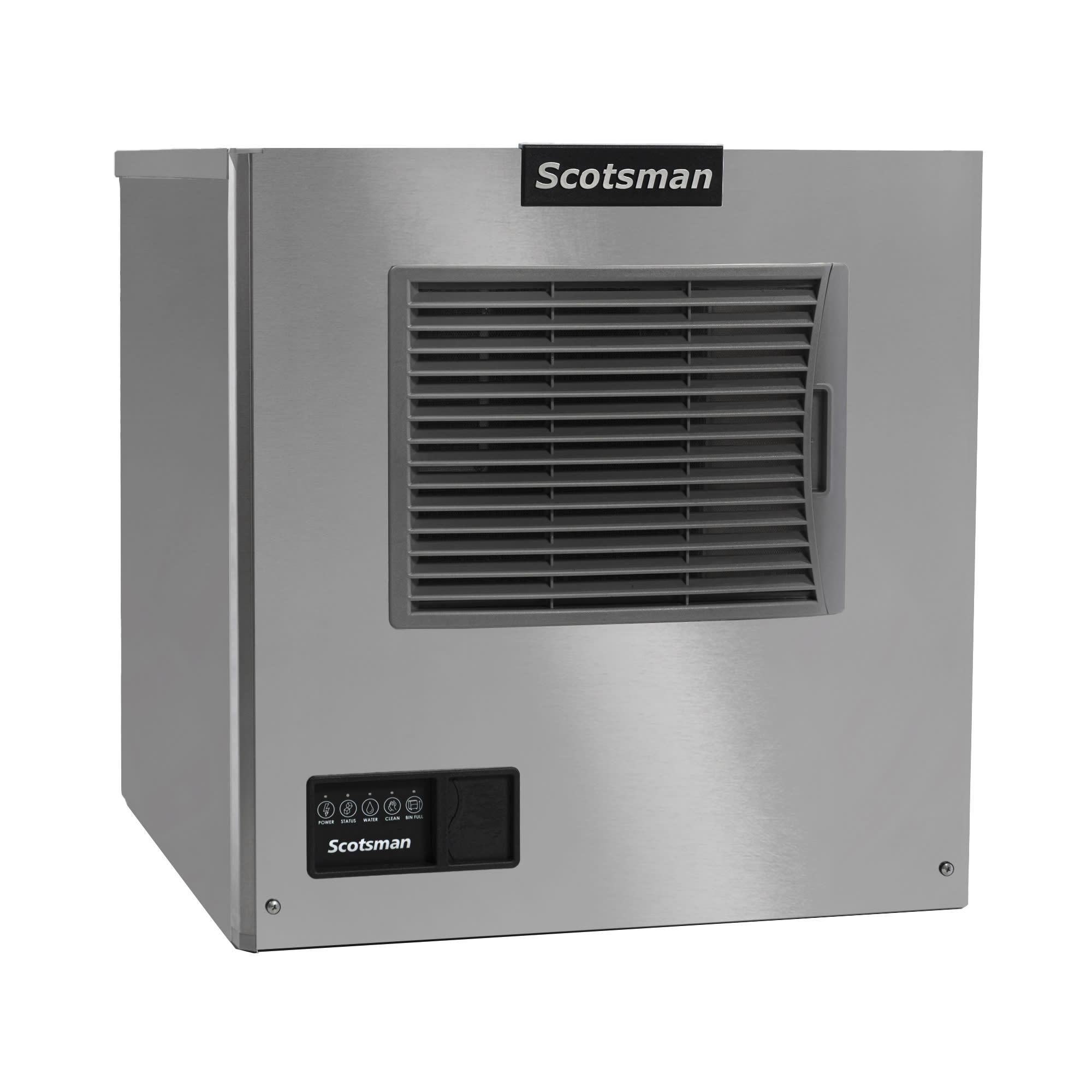 "Scotsman C0322MA-1 22"" Prodigy Plus® Full Cube Ice Machine Head - 356 lb/day, Air Cooled, 115v"