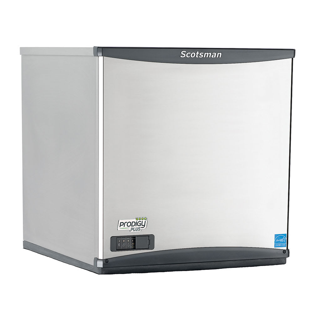 "Scotsman C0322SW-1 22"" Prodigy Plus® Half Cube Ice Machine Head - 366-lb/day, Water Cooled, 115v"
