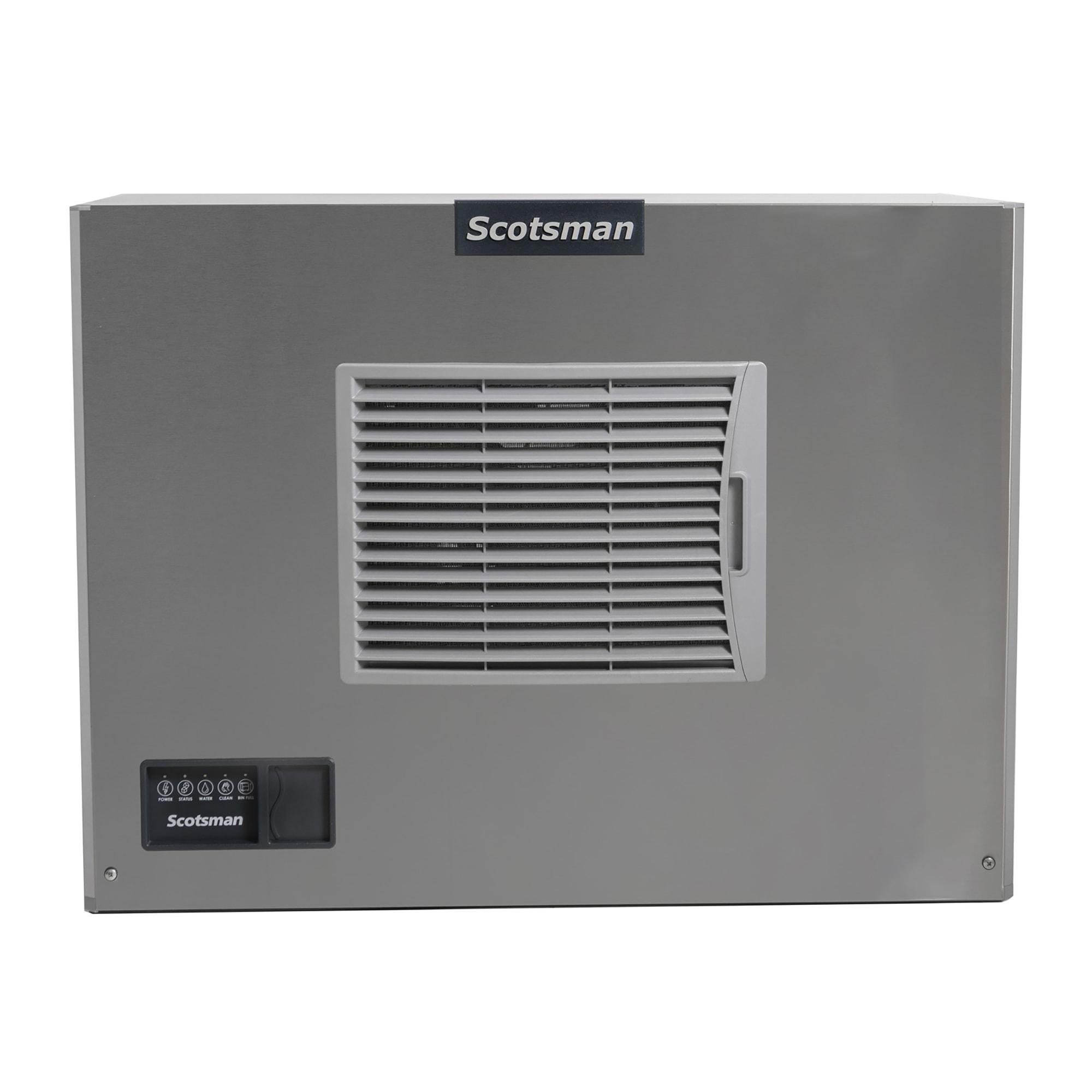"Scotsman C0330MA-1 30"" Prodigy Plus® Full Cube Ice Machine Head - 400 lb/day, Air Cooled, 115v"