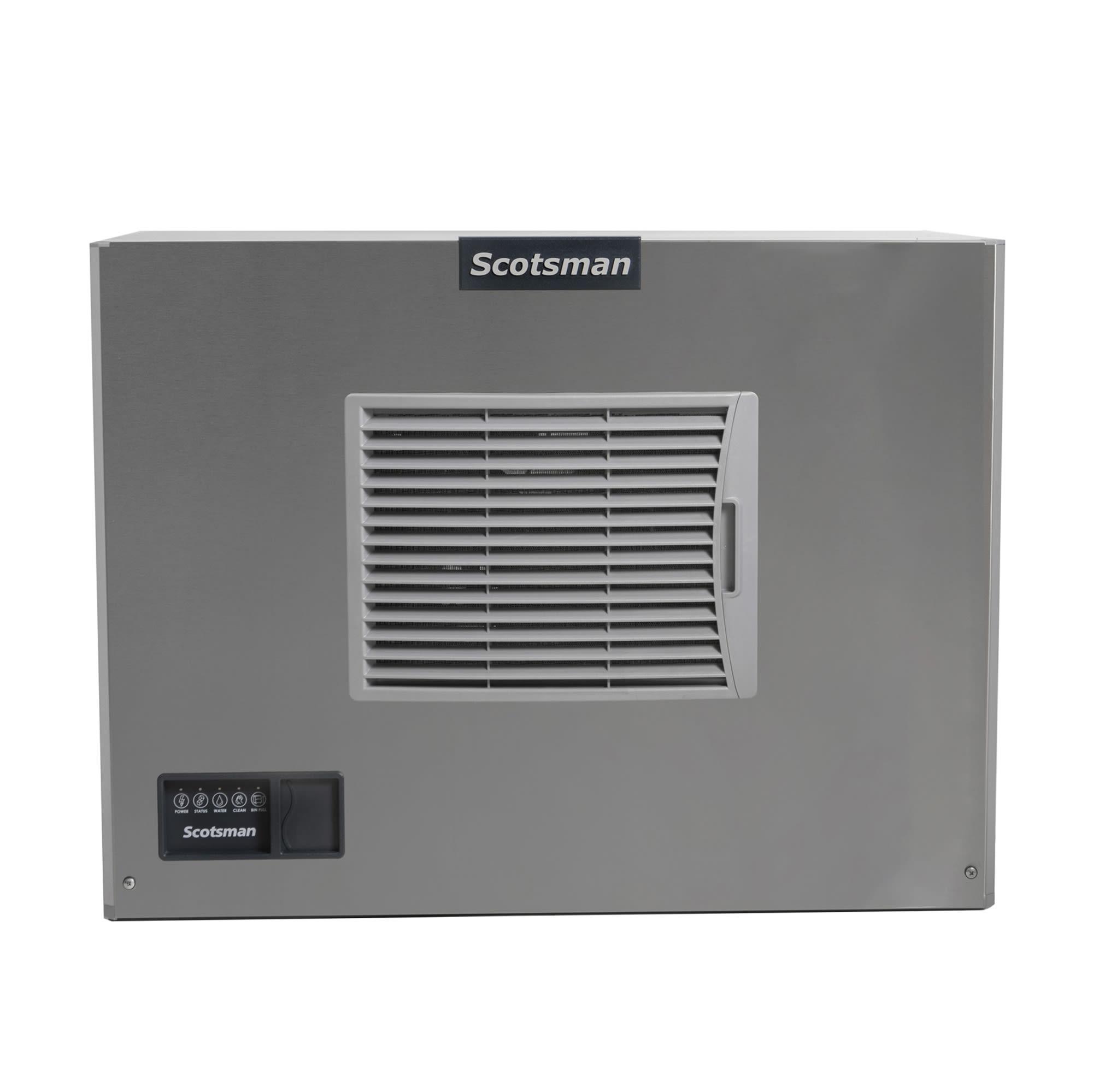 "Scotsman C0330MA-32 30"" Prodigy Plus® Full Cube Ice Machine Head - 400 lb/day, Air Cooled, 208/230v/1ph"