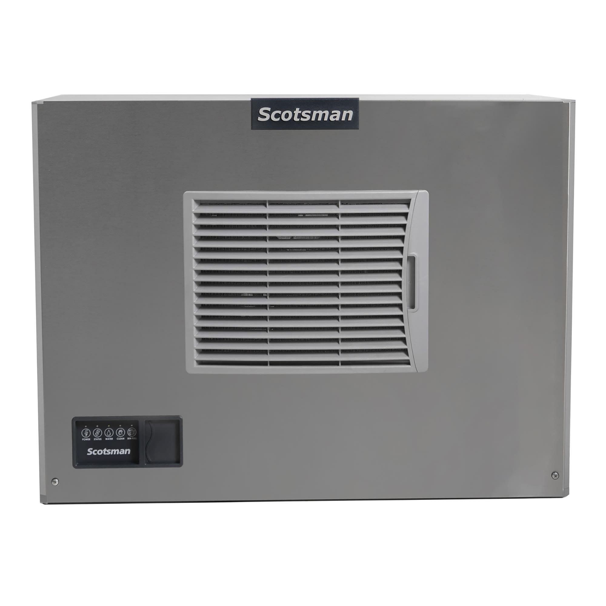 "Scotsman C0330SA-1 30"" Prodigy Plus® Half Cube Ice Machine Head - 400-lb/day, Air Cooled, 115v"
