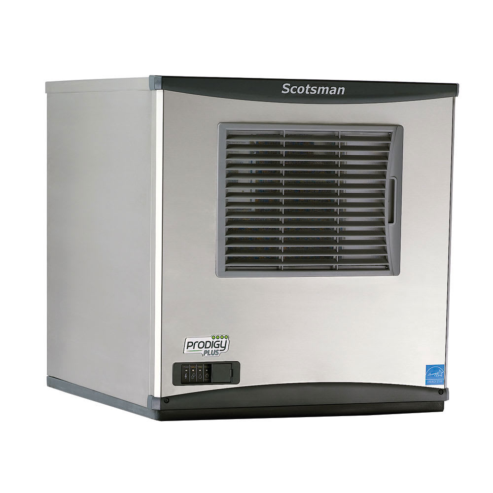 "Scotsman C0522MA-1 22"" Prodigy Plus® Full Cube Ice Machine Head - 475-lb/day, Air Cooled, 115v"