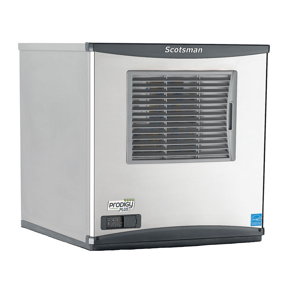 "Scotsman C0522SA-32 22"" Prodigy Plus® Half Cube Ice Machine Head - 475-lb/day, Air Cooled, 208-230v/1ph"